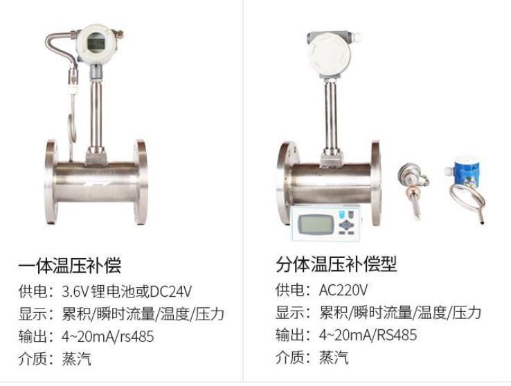 蒸汽流量计选型1